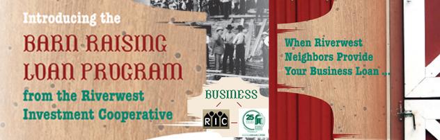 Riverwest Barn Raising Program